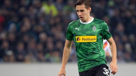 Hat seinen Vertrag bei Borussia Mönchengladbach vorzeitig verlängert: Florian Neuhaus.