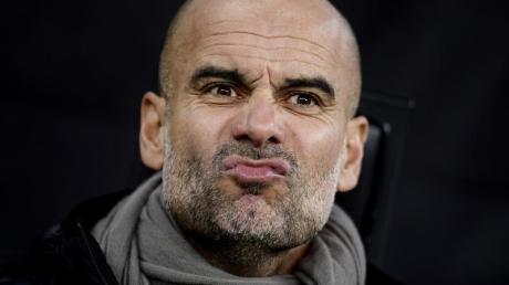 Hat kein Interesse als Trainer nach München zurückzukehren: Pep Guardiola. Foto: Fabio Ferrari/Lapresse/Lapresse via ZUMA Press/dpa