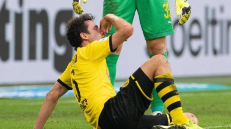 Fällt für den Rest des Hinrunde aus: Dortmunds Thomas Delaney.