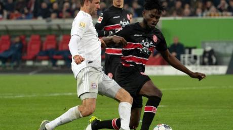 Blüht unter Hansi Flick wieder auf: Bayern-Urgestein Thomas Müller.