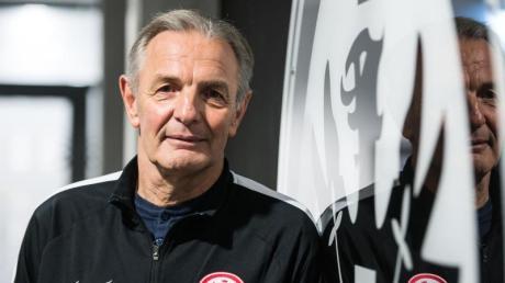 Karl-Heinz «Charly» Körbel spielte von 1972 bis 1991 ausschließlich für Eintracht Frankfurt.
