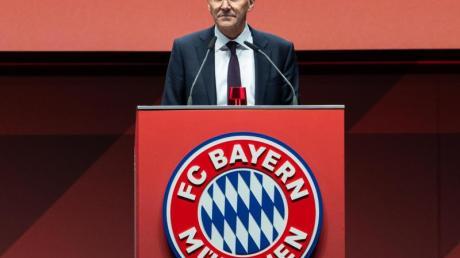 Herbert Hainer ist der neue Präsident des FC Bayern München.