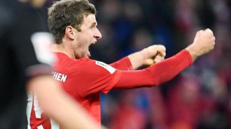 Erstmals verlor Bayern München ein Spiel in dem Thomas Müller ein Tor geschossen hat.