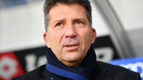 Kritisiert die eigenen Fans von 1899 Hoffenheim: Vereinspräsident Peter Hofmann.