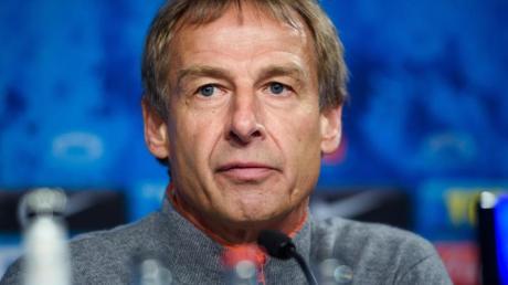Bekommt es mit Hertha BSC mit Eintracht Frankfurt zu tun: Trainer Jürgen Klinsmann.