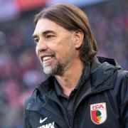Trifft mit Augsburg auf seinen Ex-Club Mainz: FCA-Coach Martin Schmidt.