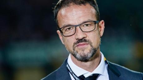 Unternahm mit anderen Bundesliga-Managern eine viertägige «Leadership-Reise» in die USA: Frankfurts Sportvorstand Fredi Bobic.