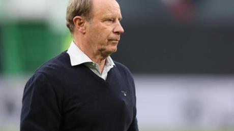 Glaubt, dass Gladbach bei einem Sieg über Bayern München auch die Meisterschaft schaffen kann: Berti Vogts.