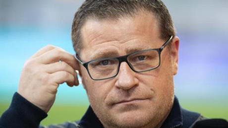 Max Eberl, Sportdirektor von Mönchengladbach, strebt den Wiedereinzug in die Europa League an.