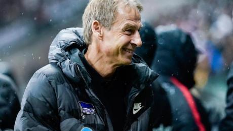 Berlins Trainer Jürgen Klinsmann ist ein Befürworter des Videobeweises.