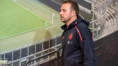 Bleibt bis zum letzten Spiel 2019 definitiv Bayern-Trainer: Hansi Flick.