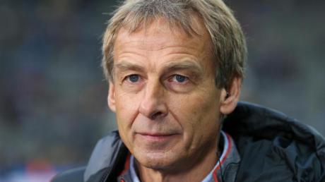 Will mit Hertha endlich den ersten Sieg: Trainer Jürgen Klinsmann.