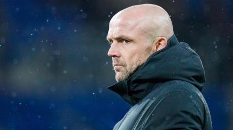 Will im Offensiv-Bereich nachrüsten: Hoffenheim-Coach Alfred Schreuder.