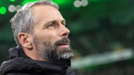 Kann mit Gladbach noch Herbstmeister werden: Borussia-Coach Marco Rose.