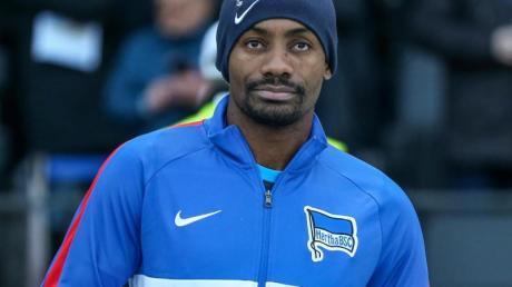 Salomon Kalou ist derzeit mit seiner Situation bei Hertha BSC nicht glücklich.