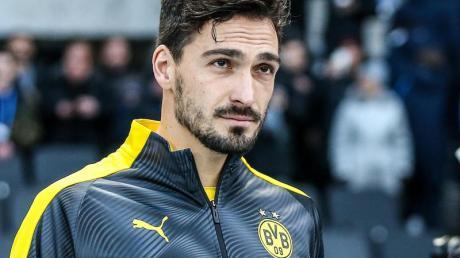 Spielt jetzt wieder für Borussia Dortmund: Mats Hummels.