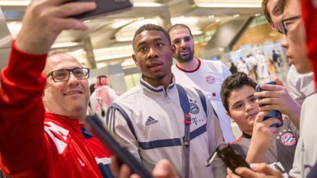 Genießt nicht nur bei den Bayern-Fans einen hohen Stellenwert: David Alaba.