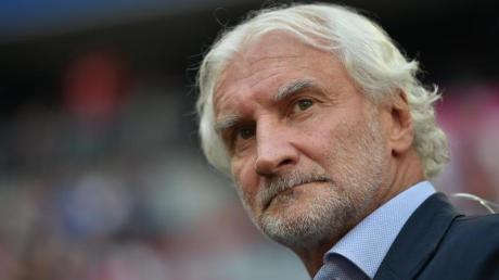 Glaubt weiter an den FC Bayern als deutscher Meister: Leverkusen-Sportchef Rudi Völler.