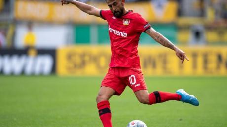 Konnte die an ihn gesteckten Erwartungen noch nicht erfüllen: Leverkusen-Rekordeinkauf Kerem Demirbay.