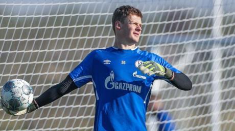 Wechselt im Sommer zum FC Bayern: Schalke-Torwart Alexander Nübel.