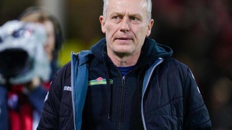 Interessiert sich nicht für die Einkommen seiner Spielern: Freiburg-Coach Christian Streich.
