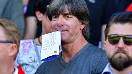 Ist oft bei SC-Spielen in seinem Wohnort Freiburg zu Gast: Bundestrainer Joachim Löw.