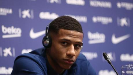 Könnte schon bald im Trikot von Schalke 04 auflaufen: Jean Clair Todibo.