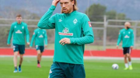 Werders Rechtsverteidiger Michael Lang muss verletzungsbedingt einige Wochen pausieren.