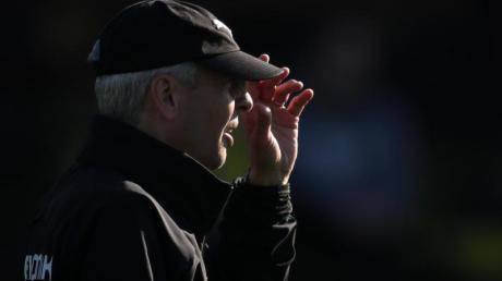 Der Dortmunder Trainer Lucien Favre glaubt an sein Team.