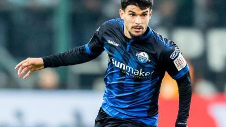 Wechselt nach Bulgarien zu Ludogorez Rasgrad: Paderborns Cauly Oliveira Souza.