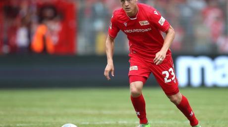 Felix Kroos spielt für den 1. FC Union Berlin in der Bundesliga.