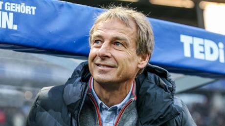 Jürgen Klinsmann will Hertha BSC mittelfristig in den Europapokal führen.