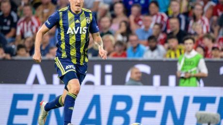 Wird nicht zu Werder Bremen zurückkehren: Max Kruse.