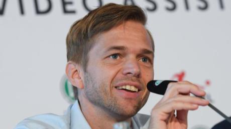 Wirbt weiter um Geduld mit dem Videobeweis: Projektleiter Jochen Drees.