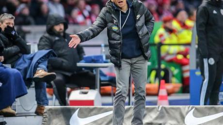 Trainer Jürgen Klinsmann wünscht sich noch einen Neuzugang für die Berliner Offensive.
