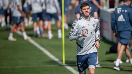 Ist wieder voll ins Training eingestiegen: Lucas Hernández.
