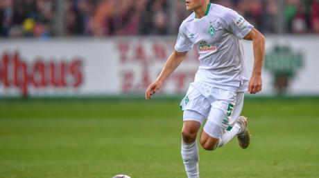 Erneut verletzt: Werders Ludwig Augustinsson.