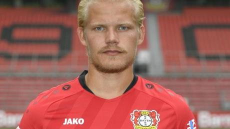 Der HSV leiht Joel Pohjanpalo von Bayer Leverkusen aus.