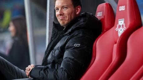 Hat seinen Spielern ein Schlaf-Seminar verordnet: Leipzigs Trainer Julian Nagelsmann.
