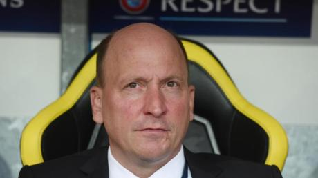 Ist kein Freund von Schulden: Gladbach-Geschäftsführer Stephan Schippers.