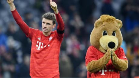 Blüht bei Bayern wieder auf: Thomas Müller.