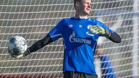 Wird ins Schalke-Tor zurückkehren: Alexander Nübel.
