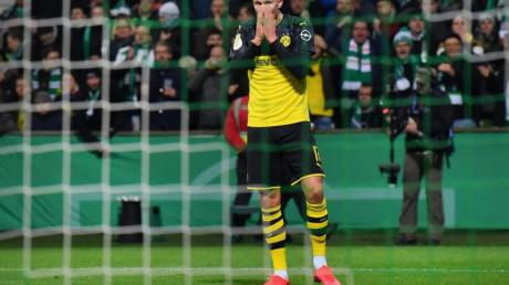 Wird von BVB-Trainer Favre mit Umsicht eingesetzt: Neuzugang Erling Haaland.