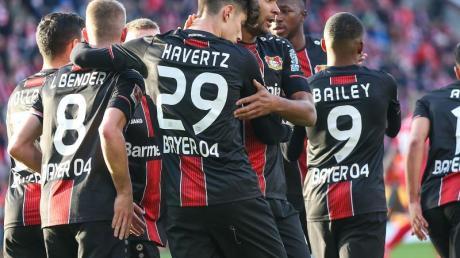 Die Leverkusener siegten mit 3:2 bei Union Berlin.