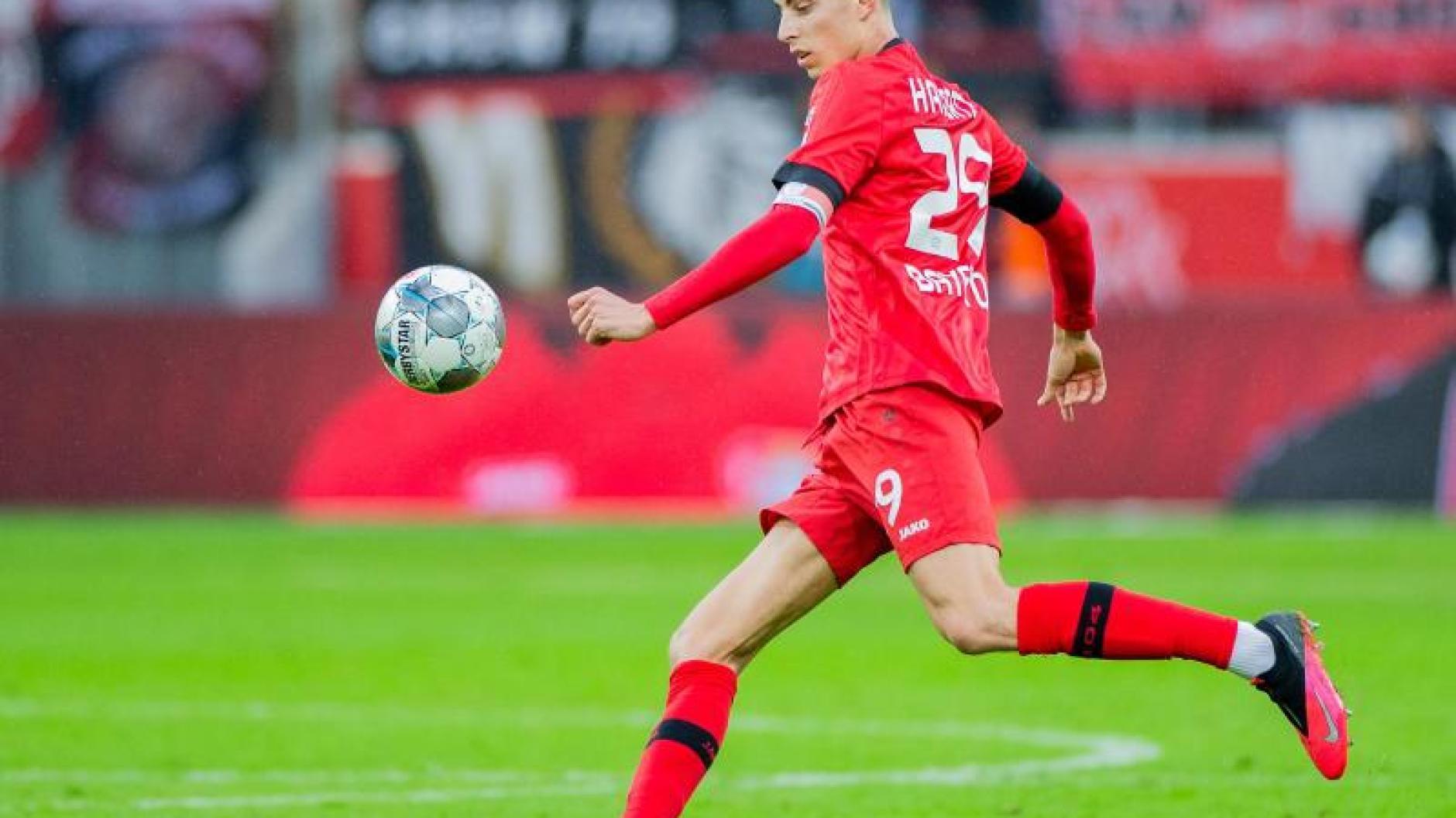 Rb Leipzig Bayer Leverkusen