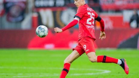 Leverkusens Kai Havertz ist eines der größten Talente im deutschen Fußball.