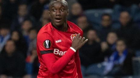 Frisch gebackener Vater: Moussa Diaby von Bayer Leverkusen.