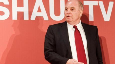 Gab seinen Posten als Bayern-Präsident an Herbert Hainer ab: Uli Hoeneß.
