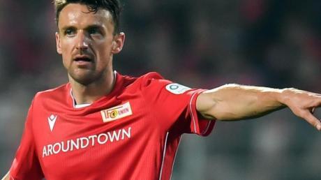 Christian Gentner von Union Berlin absolviert sein 400. Bundesligaspiel.