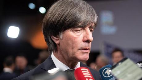 Bezeichnet die Aktionen gegen Mäzen Dietmar Hopp als «verheerend»: Bundestrainer Joachim Löw.